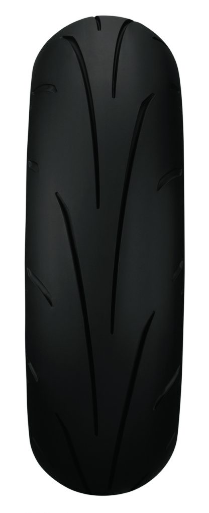 Dunlop Q3 Plus rear tire