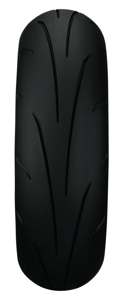 Dunlop Q3 Plus rear tire