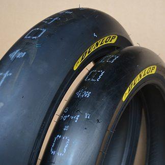 Dunlop Moto 3 Tires