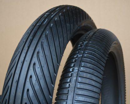 dunlop rain tire set