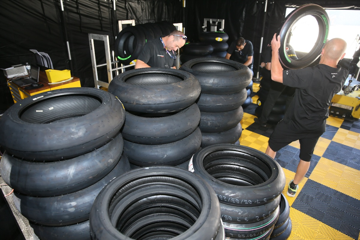 Buffalo-Based Tire Company Starting Fifth Year With MotoAmerica